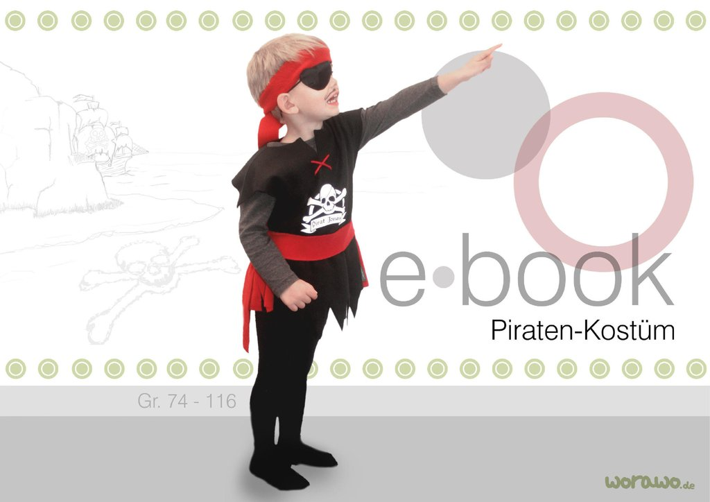 Ebook Piratenkostüm
