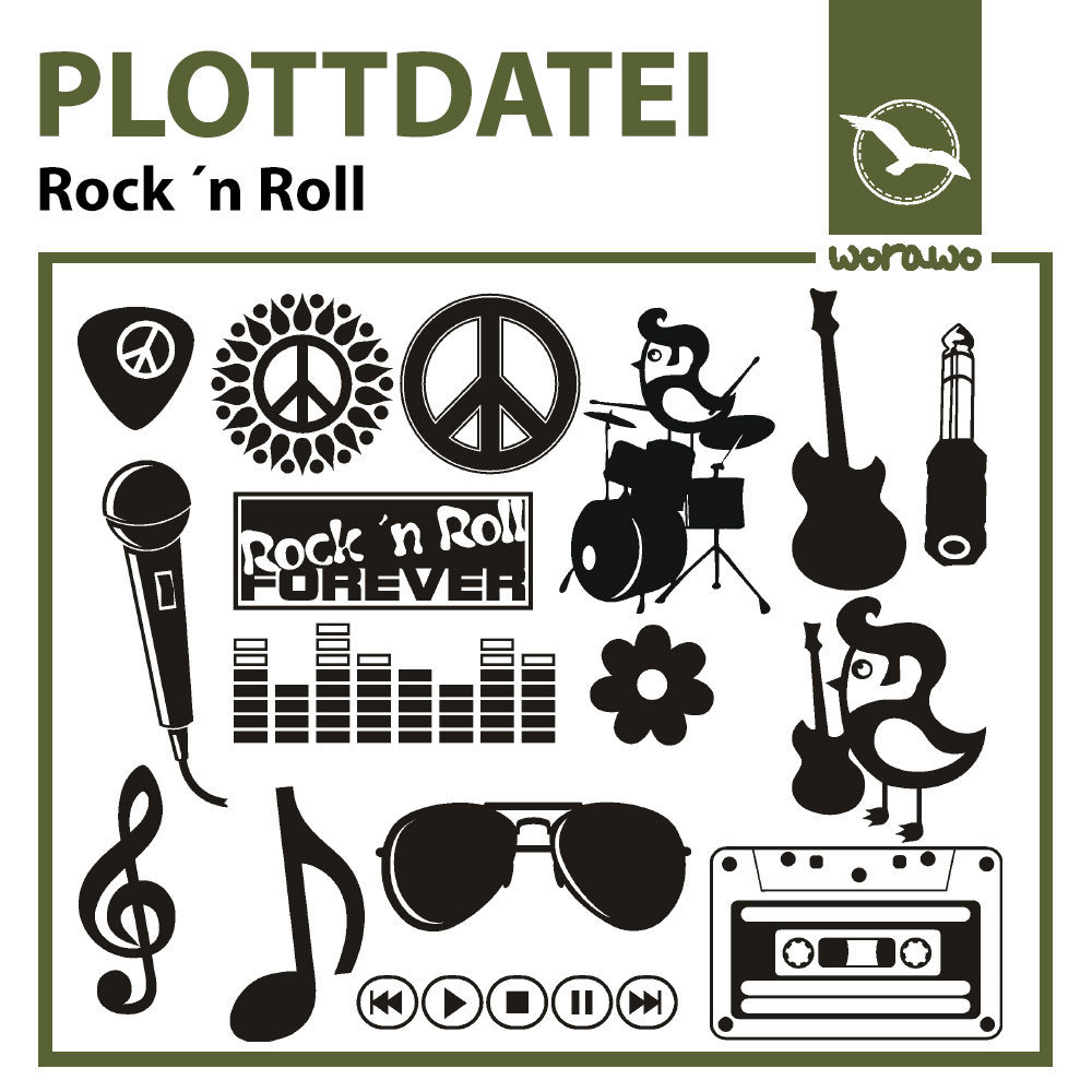 Plottdatei Rock´n Roll