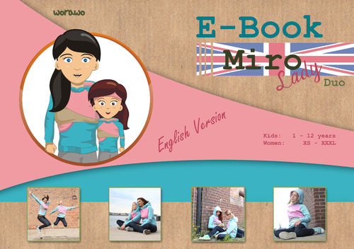 E-Book Pattern Miro Lady Duo  (english version)