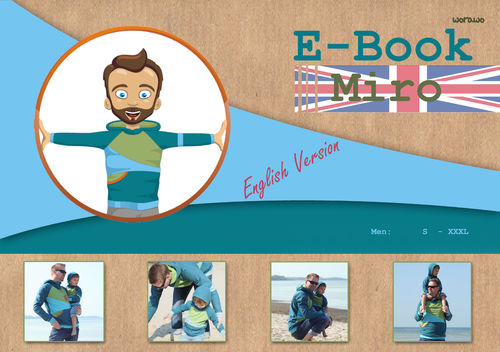 E-Book Pattern Miro Man (english version)