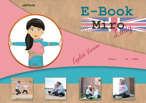 E-Book Pattern Miro Lady  (english version)