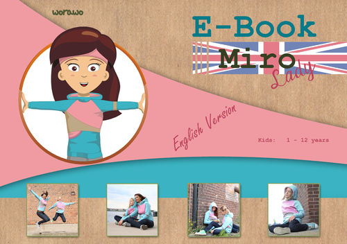 E-Book Pattern Miro Lady Kids  (english version)